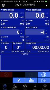 app Ski Tracks