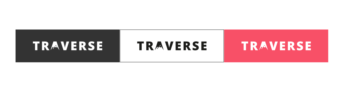 traverse - logo usage