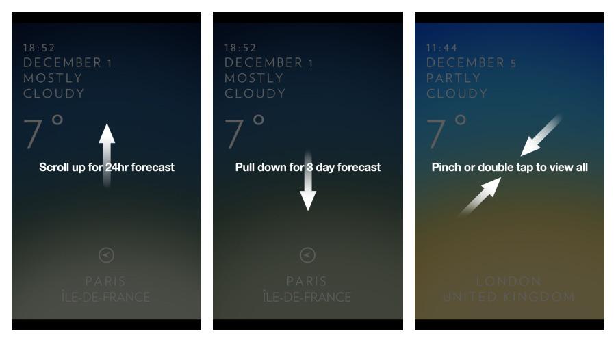 Solar - weather app