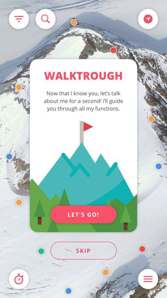 Walkthrough - start