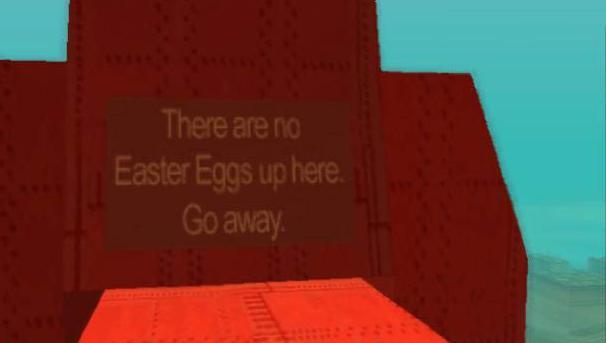 GTA SA - easter egg
